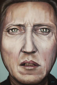 Christopher Walken Print!