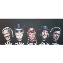 Load image into Gallery viewer, Outlaw Musicians Print!