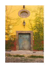 Load image into Gallery viewer, San Miguel De Allende, Mexico, Door #2 Print!