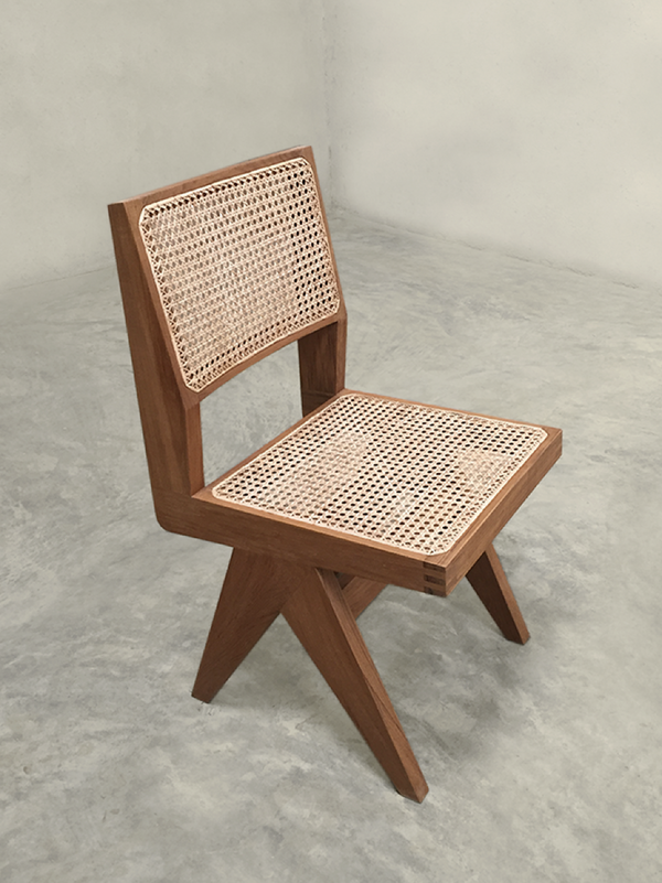 Phantom Hands Armless Dining Chair