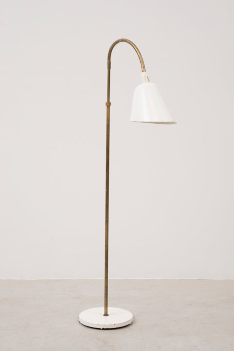 Arne Jacobsen Early Floor Lamp for Louis Poulsen, Denmark, 1929