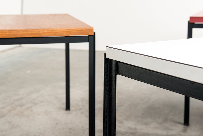 Early Pair of Coffee Tables by Florence Knoll, 1960s