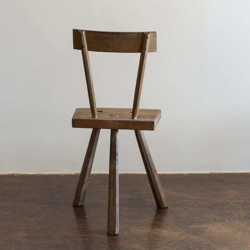 French Reconstructionist Chairs after Jean Touret, France, 1950s