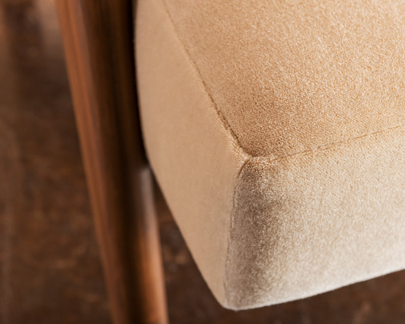 Phantom Hands Upholstered Easy Armchair