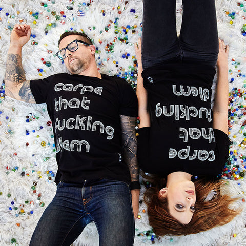 Carpe That Fucking Diem Tee