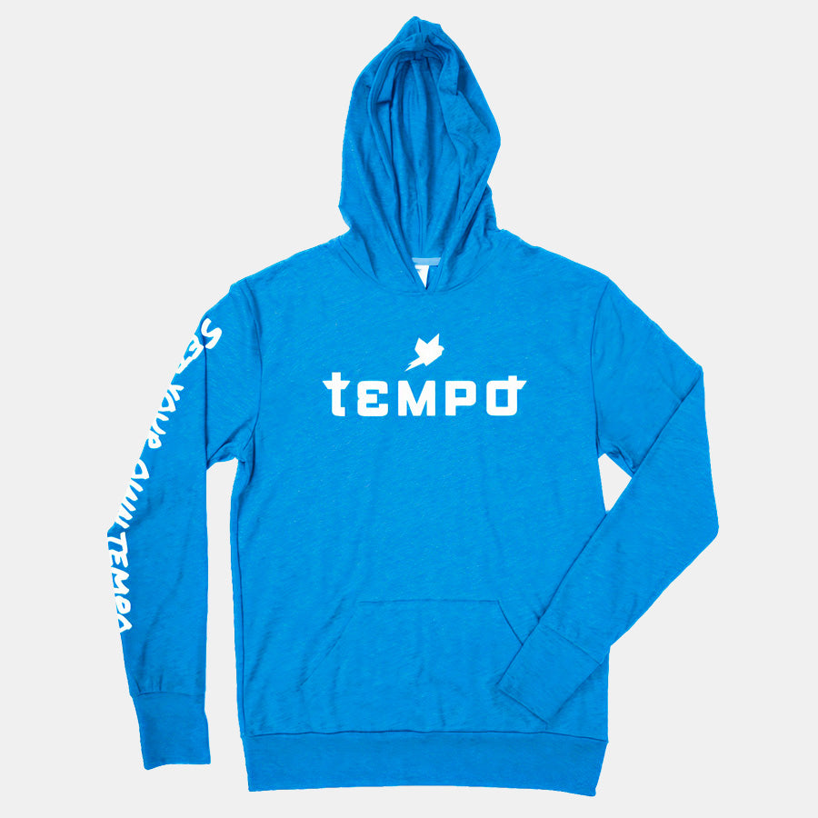 "Load image into Gallery viewer, The ""Set Your Own Tempo"" Hoodie"