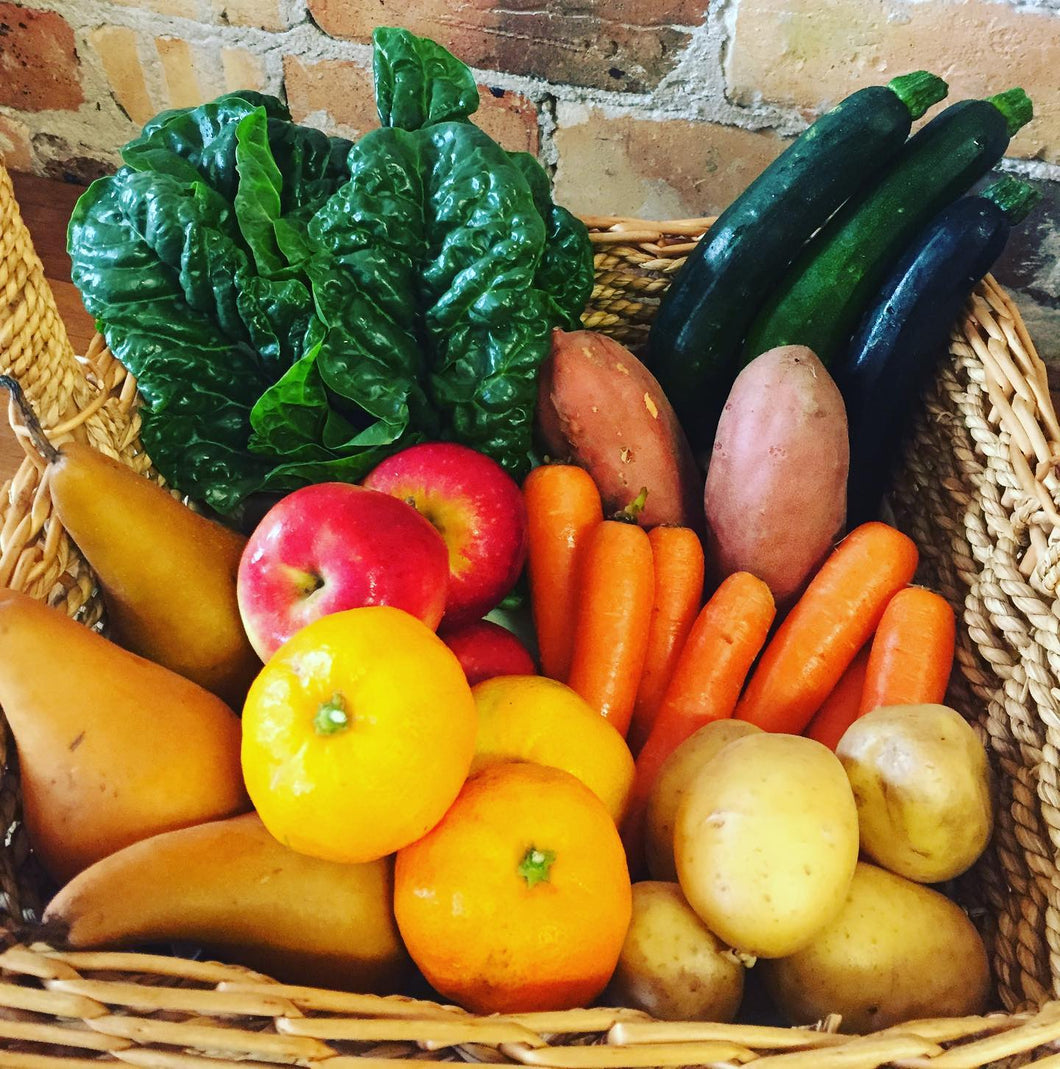 $20 Fruit & Vegetable Box