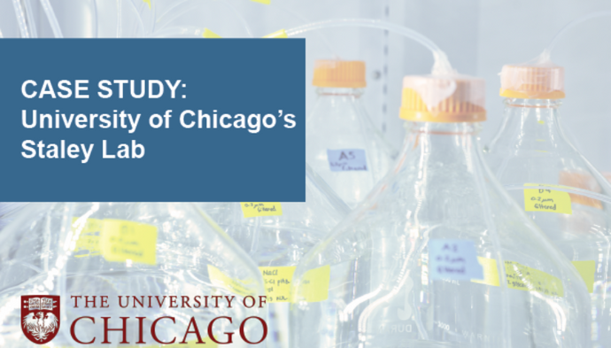 Protein Purification Case Study: University of Chicago's Staley Lab