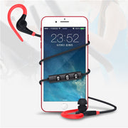 Bluetooth Earphone Wireless Headphones Sport Mini Handsfree Bluetooth Headset With Mic Hidden Earbuds For IPhone All Smart Phone - Phone Case Offers