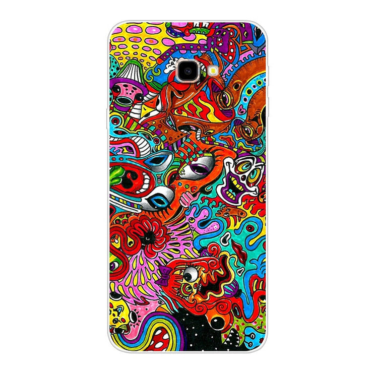 For Samsung Galaxy J4 Plus Case Silicone TPU Cover Phone Case For Samsung J4 Plus 2018 J415F J415 SM-J415F J 4 J4Plus Case Soft - Phone Case Offers