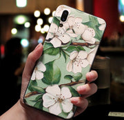 For iphone 6 7 8 6s Case For iphone X XS XR 7 8 6 Plus Case For iphone xs max 5 5s se Case Cover Rose Flowers Black Phone Case - Phone Case Offers