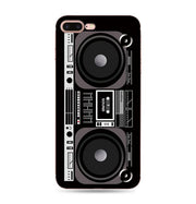 For iPhone 6S 7 7Plus 5 8 8Plus X XS Max SAMSUNG Retro Camera Cassette Tapes Boombox Calculator Keyboard Soft Phone Case Fundas - Phone Case Offers