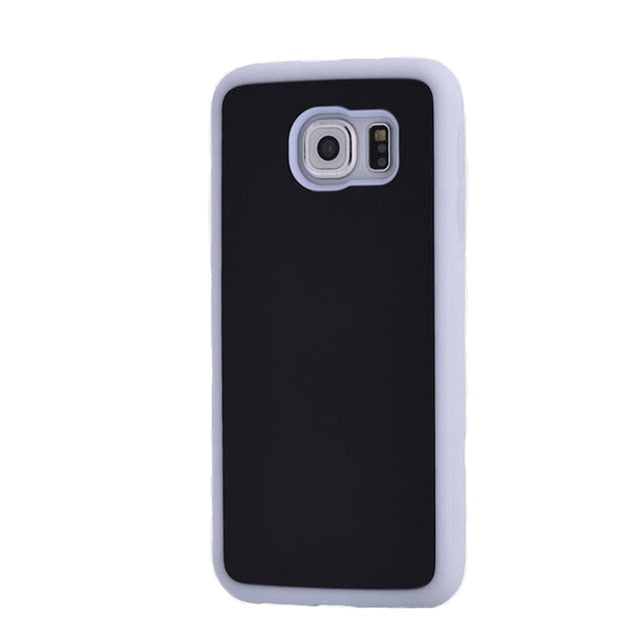 Anti Gravity Phone Case For Samsung S9 S8 S7 S6 S5 Edge Plus Note 8 7 5 4 For iPhone X 8 7 6S 6 Plus Adsorbed Cover Cases - Phone Case Offers