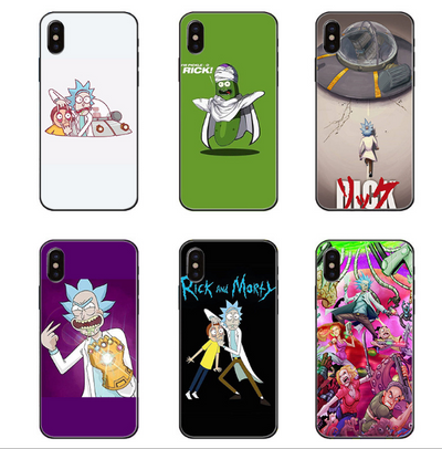 Rick And Morty Phone Case For iphone - Phone Case Offers