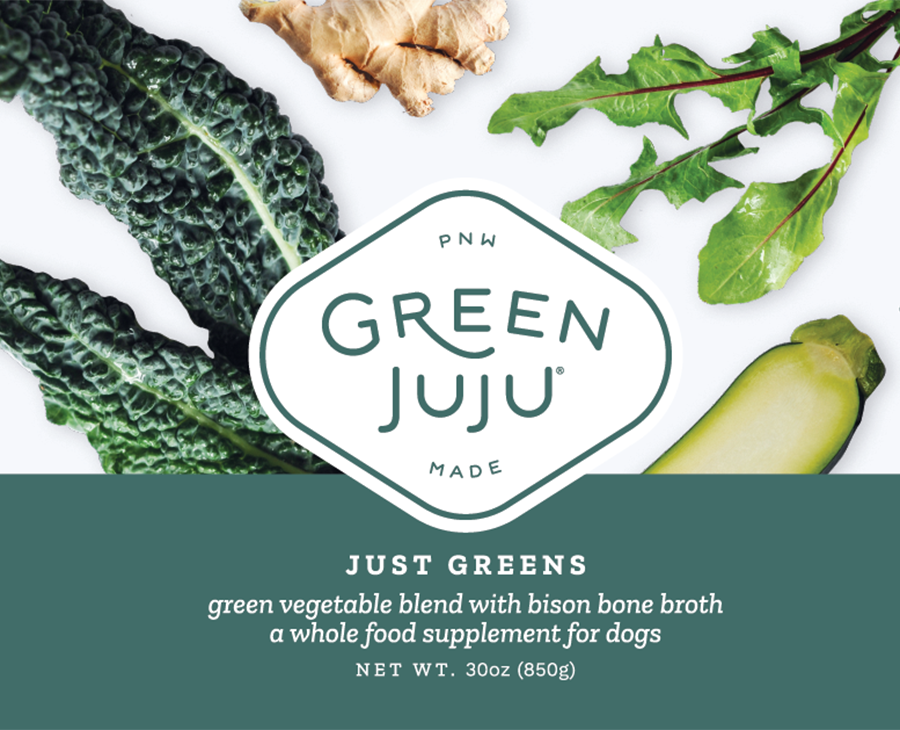 Just Greens 4 pack