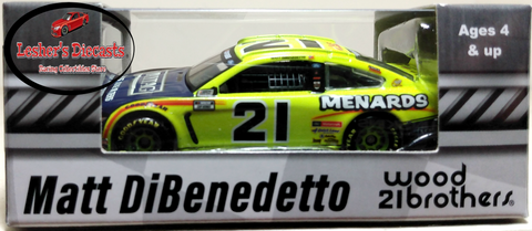 Matt Dibenedetto 2020 #21 Menards / Maytag Ford Mustang 1:64 ARC -