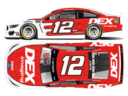 Ryan Blaney 2020 #12 DEX Imaging Ford Mustang 1:64 ARC - PRE-ORDER - Lesher's Diecasts ®