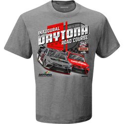 NASCAR 2020 Daytona Road Course Historic Tee Shirt -