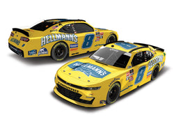 Dale Earnhardt Jr 2020 #8 Hellmann's Xfinity Series Camaro Autographed 1:24 ARC - PRE-ORDER - Lesher's Diecasts ®