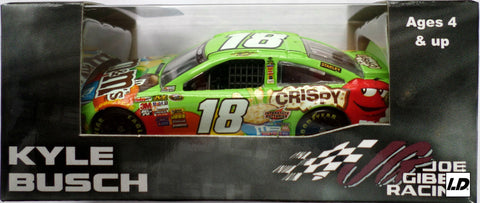 Kyle Busch 2015 #18 M&M's Crispy 1:64 ARC - - Lesher's Diecasts ®