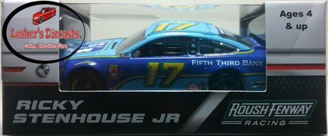 Ricky Stenhouse Jr 2018 #17 Fifth Third Bank Ford 1:64 ARC - - Lesher's Diecasts ®