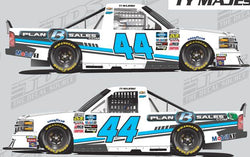 Ty Majeski 2019 #44 Plan B Sales Silverado Phoenix First Truck Start 1:64 ARC - PRE-ORDER - Lesher's Diecasts ®
