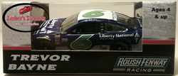 Trevor Bayne 2017 #6 Liberty National 1:64 ARC - - Lesher's Diecasts ®