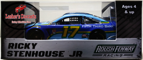 Ricky Stenhouse Jr 2019 #17 Fifth Third Bank Ford 1:64 ARC - - Lesher's Diecasts ®