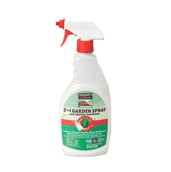 3 in 1 Garden Spray Insecticide
