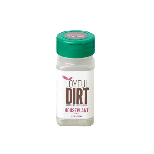Joyful Dirt - Houseplant 3oz. Shaker