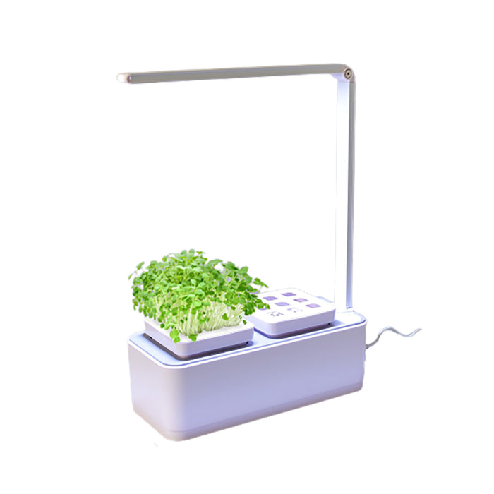 Indoor Herb & Houseplant LED Hydroponic Grow Kit