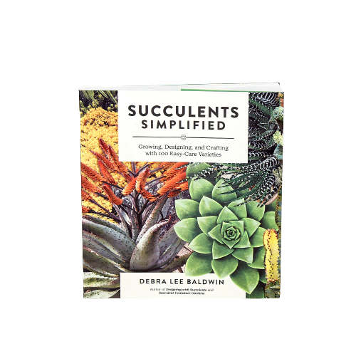 Book - Succulents Simplified
