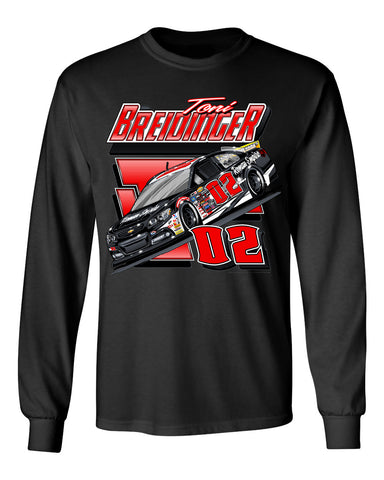 #02 ARCA BLACK LONG SLEEVE