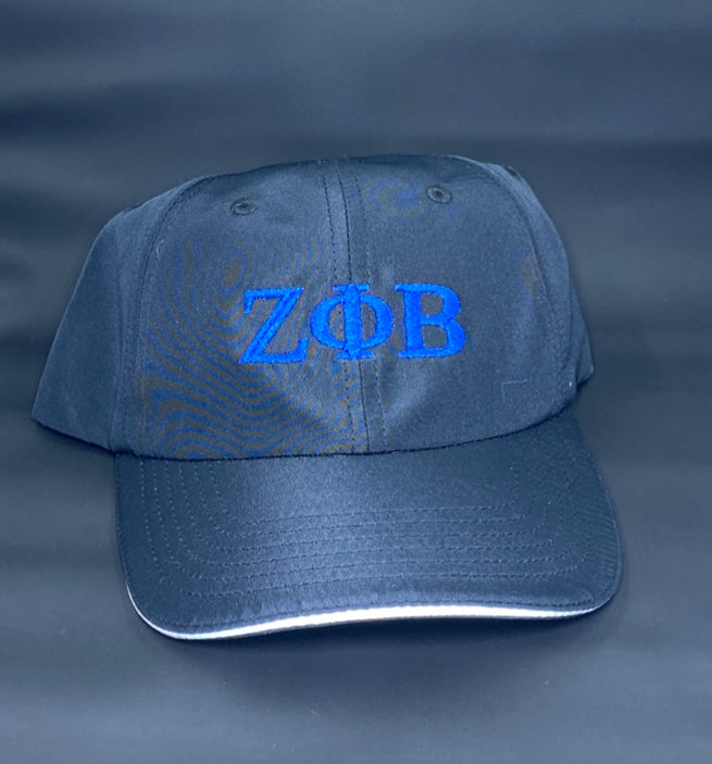 ZPB Greek Letter Cap