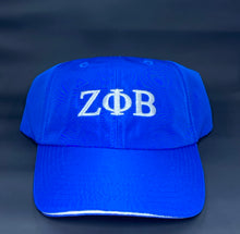 Load image into Gallery viewer, ZPB Greek Letter Cap
