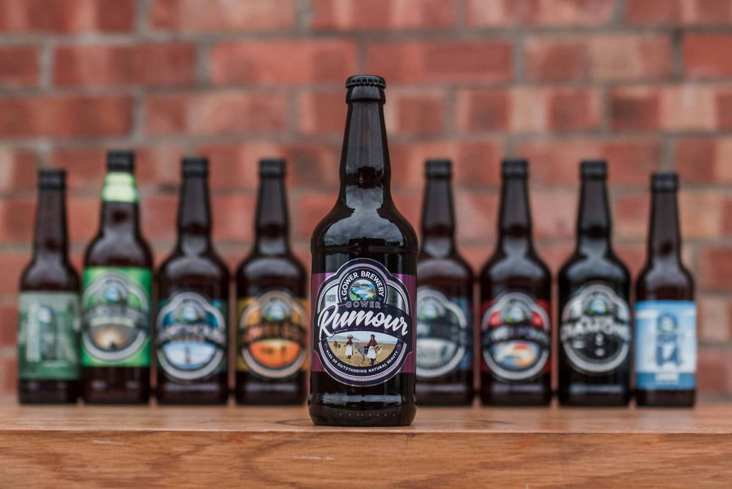 Gower Brewery Rumour (8 x 500ml)