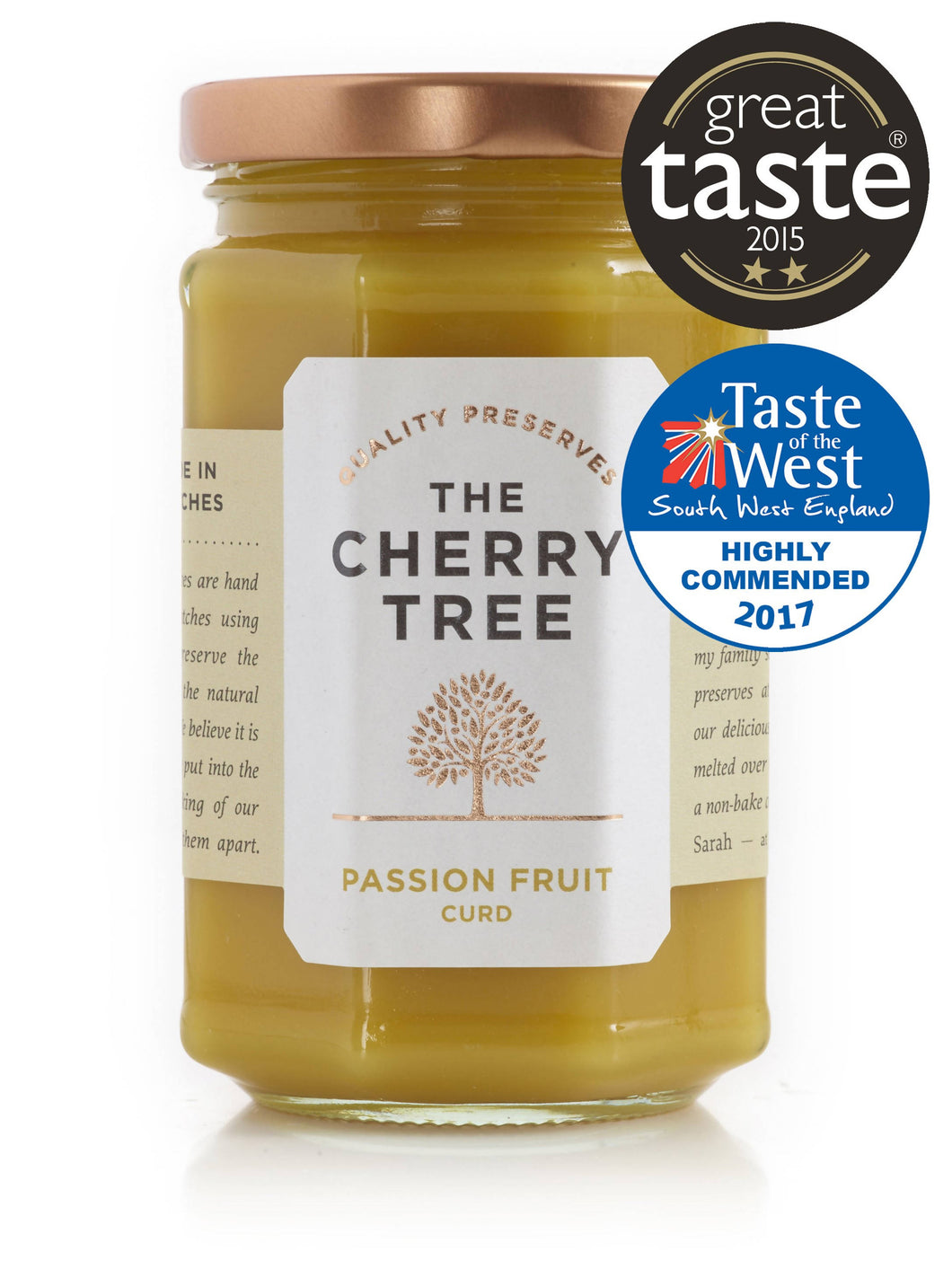Passion Fruit Curd (310g)
