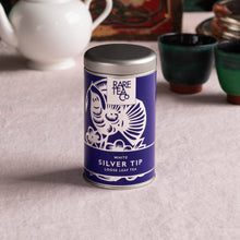 Load image into Gallery viewer, Rare Tea Silver Tip White Tea – 25g Tin
