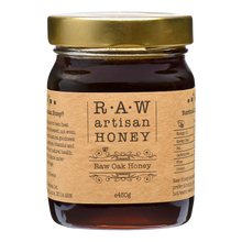Load image into Gallery viewer, Raw Oak Honey 450g