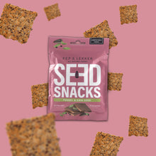 Load image into Gallery viewer, Fennel & Chia Seed Snacks (5 packs)