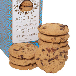 Chocolate Chip Tea Dunkers