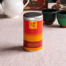 Load image into Gallery viewer, Rare Tea South African Wild Rooibos – 50g Tin