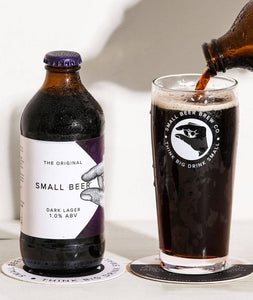 Small Beer Dark Lager (6 x 350ml)