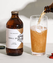 Load image into Gallery viewer, Small Beer Lager (24 x 350ml)
