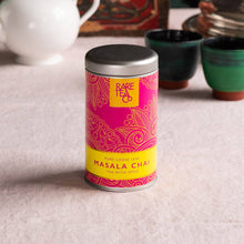 Load image into Gallery viewer, Rare Tea Masala Chai – 50g Tin