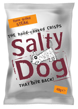 Load image into Gallery viewer, Salty Dog Hand Cooked Crisps (30 x 40g)
