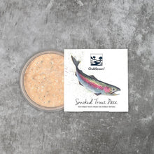 Load image into Gallery viewer, ChalkStream® Cold Smoked Trout Pate (150g)