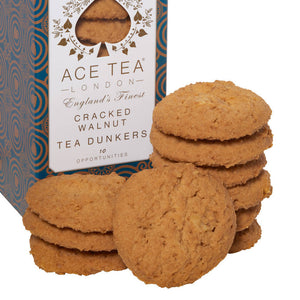 Cracked Walnut Tea Dunkers