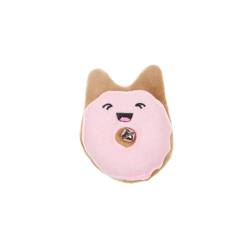 Kitty Donut Cat Toy