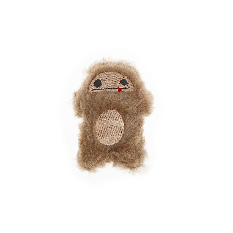 Bigfoot Catnip Cat Toy